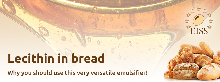 lecithin in bread