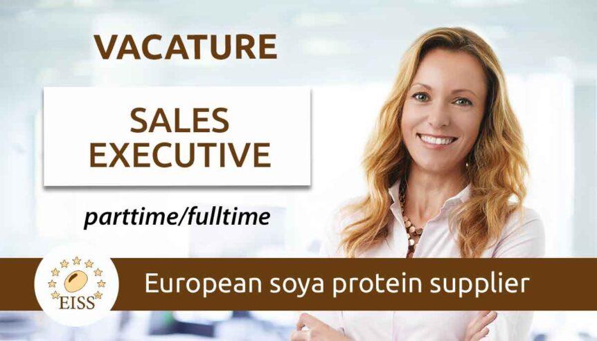 Vacature Sales Executive